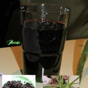 Сок од  алое и боровинка