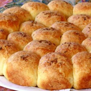 Солени путер бухтли