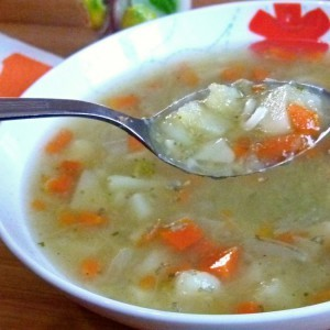 Супа од зеленчук