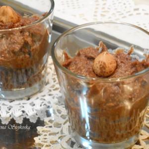 Чоколаден пудинг (посно)