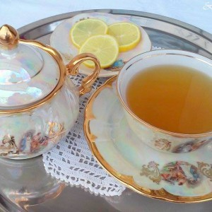 Tea for Tеа (чај за Теа)