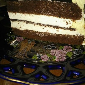 Торта - Киндер Пингвин