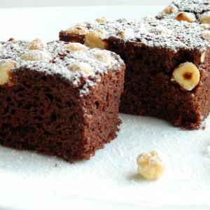 Чоколадно колаче (посно)