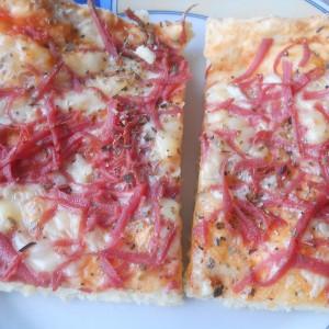 Пица за 15 минути