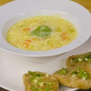 Видео рецепт: Густа чорба од тиквичка и морков