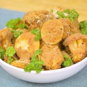 Видео рецепт: Пикантно посно мезе од компири и карфиол