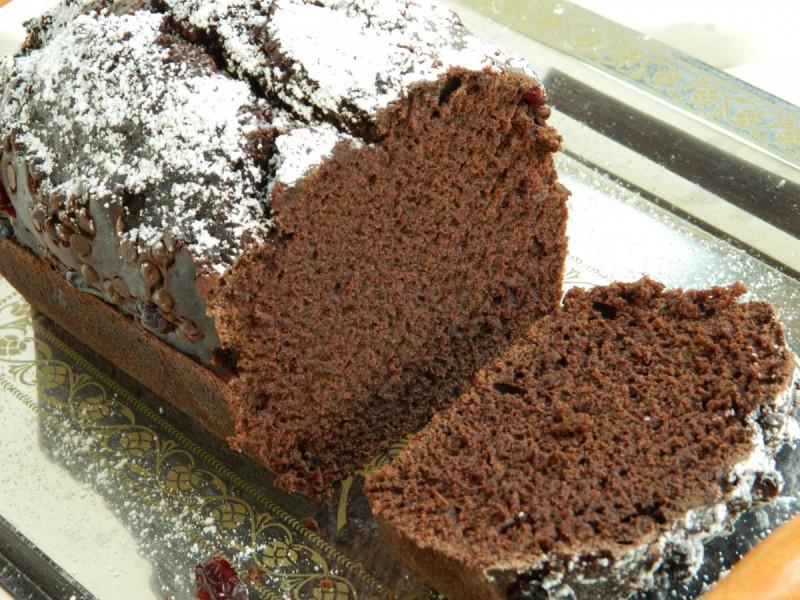 Посна чоколадна торта (без масло)
