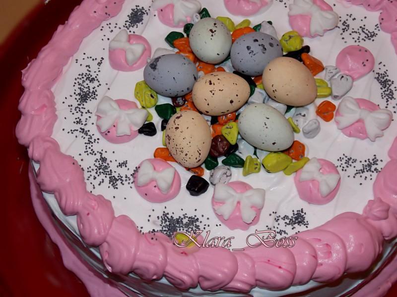 Киндер буено торта