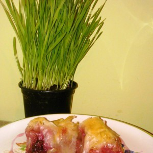 Грчка баклава со вишни