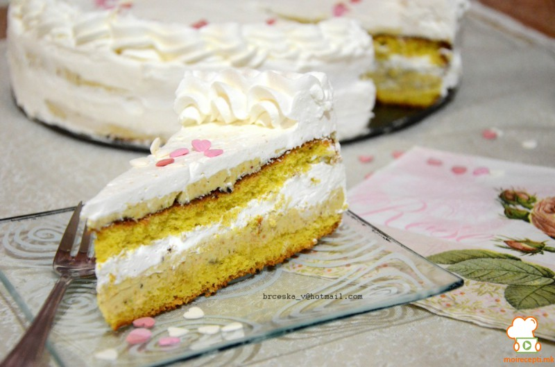 Торта за мама
