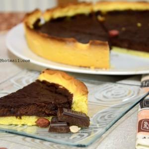 Чоколаден тарт-фантазија