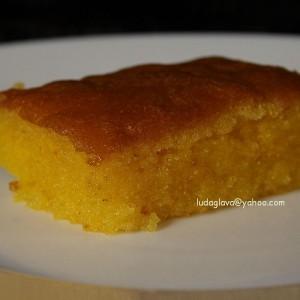 Сунѓерка - стар семеен рецепт од баба Васка