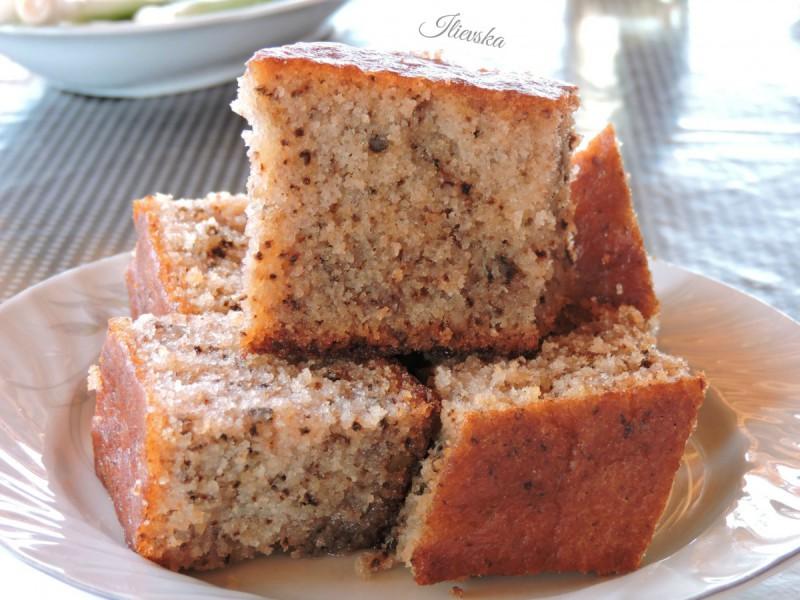 Парена торта - Ореварка