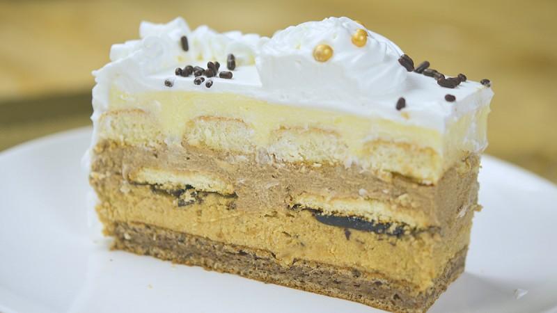 Видео рецепт: Бинго торта