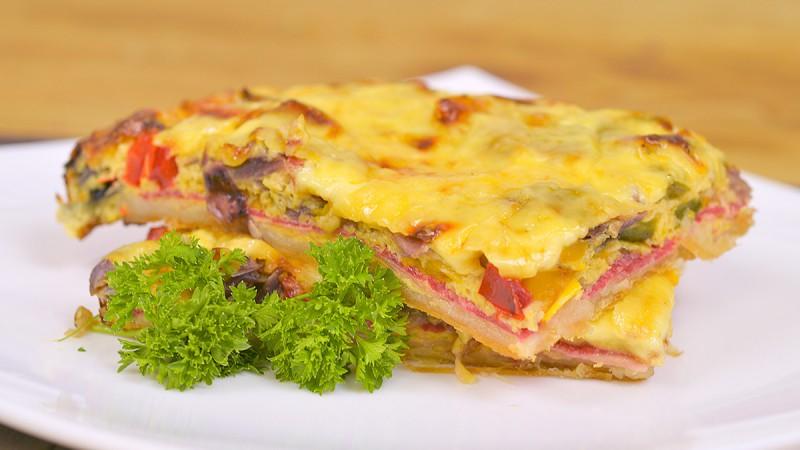 Видео рецепт: Брз италијански појадок