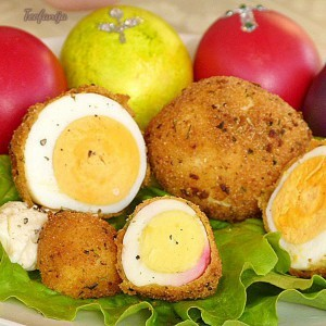 Поховани варени јајца
