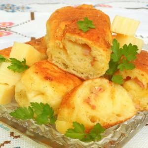 Пирошки (со лудо тесто)
