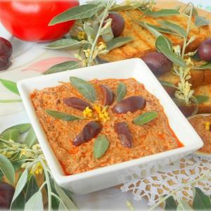 Паштета од маслинки (посно)