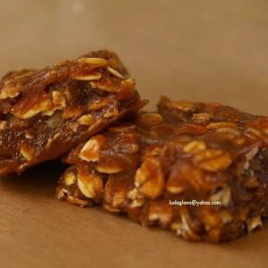 Брзи колачиња со путер од кикирики (без печење) (посно)