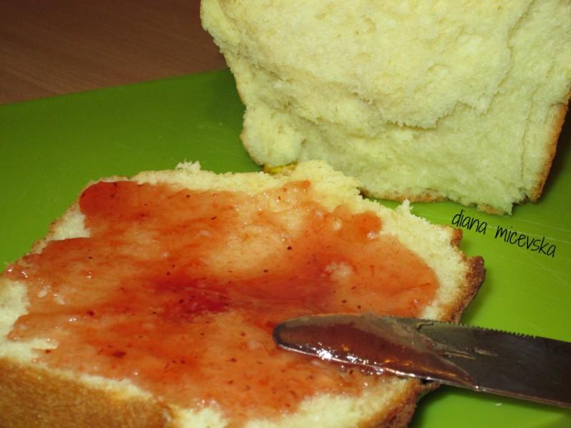 Хокаидо - јапонски млечен леб