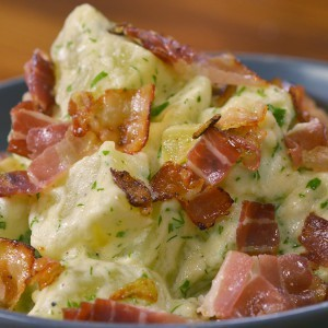 Видео рецепт: Ловечки компири
