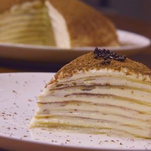 Видео рецепт: Тирамису тoрта од палачинки
