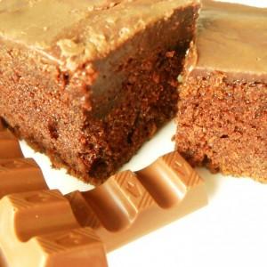 Едноставна чоколадна торта