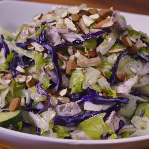 Видео рецепт: Кинеска пилешка салата