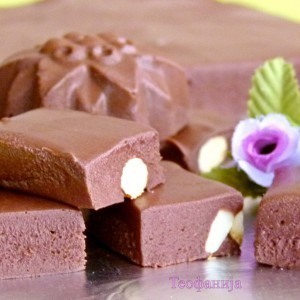 Домашно чоколадо