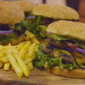 Видео рецепт: Бургер МоиРецепти