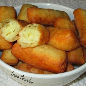 Најбрзи пирошки со сирење