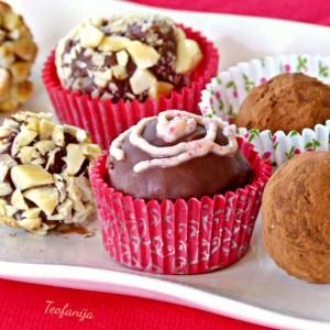 Chocolate truffles најувкусните пралини