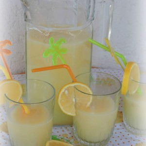 Сируп од лимон и портокал