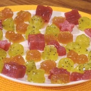 Видео рецепт: Домашни, здрави и брзи гумени бонбони