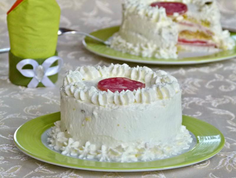 Солени мини торти