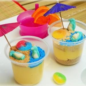Пудинг десерт