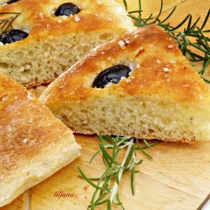 Тесто за солени и слатки фокации и питички