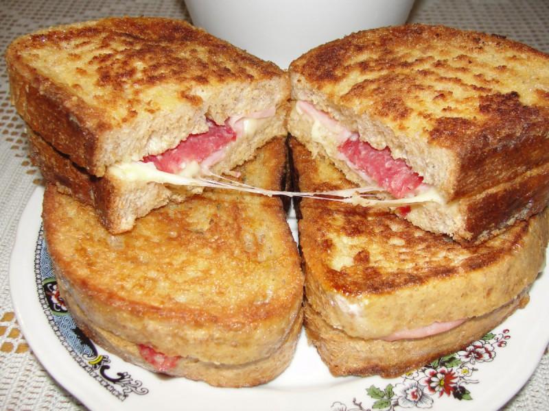 Пржени сендвичи