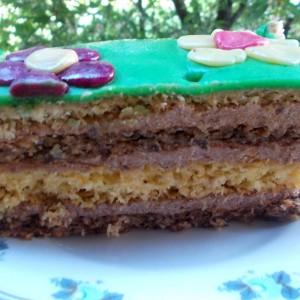 Комбинирана торта