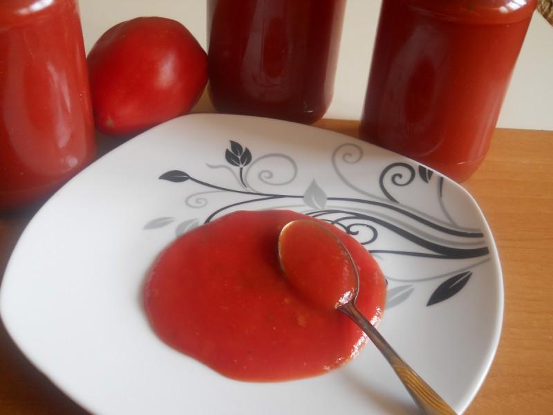 Домашен кечап