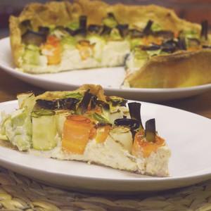 Видео рецепт: Пита со зеленчук и сирење