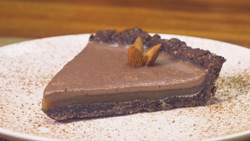 Видео рецепт: Чоколаден тарт со карамел
