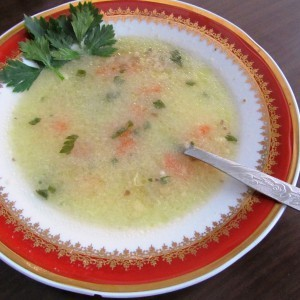 Супа од телешка коска