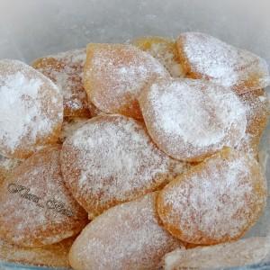 Септолете домашни бонбони против кашлица