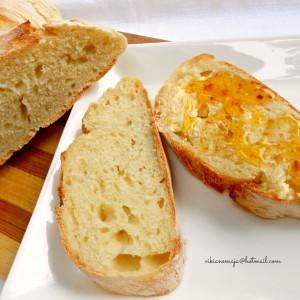 Вртен леб (без месење) - Twistead bread