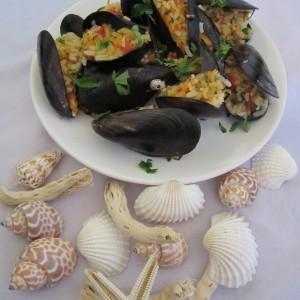 Полнети школки со ориз