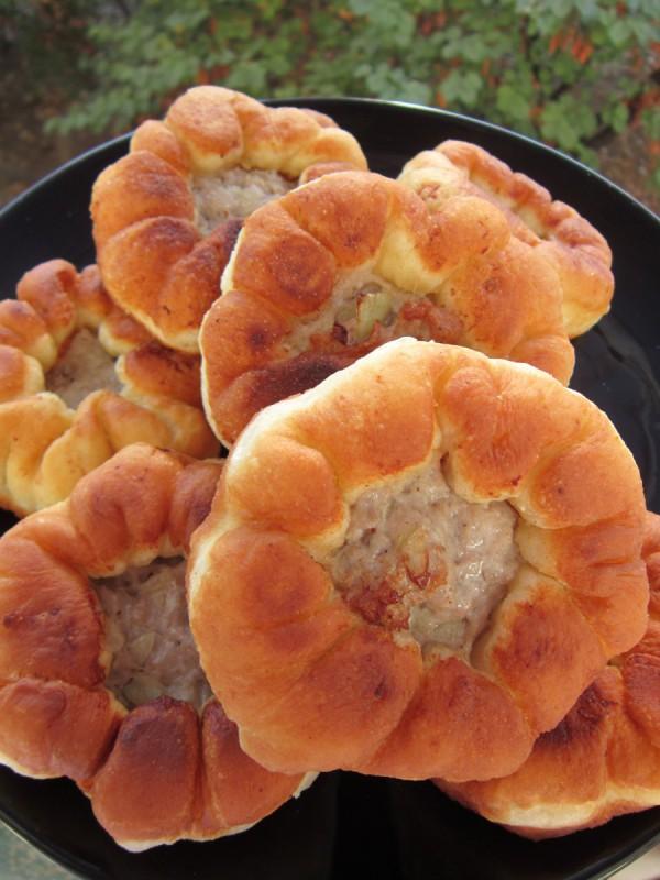Бељаши - Руски пирошки