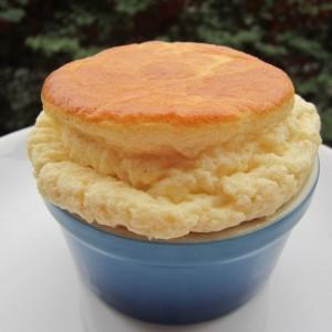 Суфле од сирење - cheese souffle