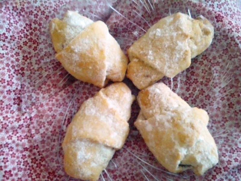 Лесни посни колачи