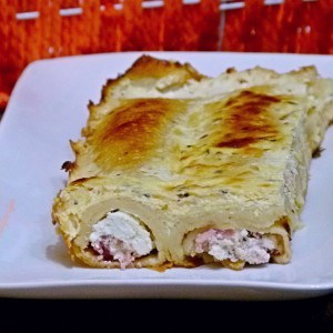 Потпечени солени палачинки